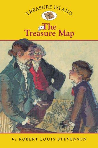 Treasure Island #1: The Treasure Map (Easy Reader Classics) (No. 1)
