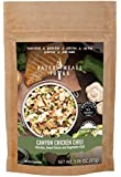 Canyon Chicken Chili Freeze Dried Gluten Free Paleo Meal for Backpacking and Camping
