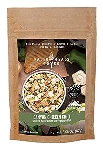 Amazon.com : Canyon Chicken Chili Freeze Dried Gluten Free