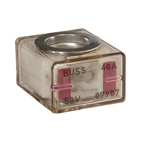 amazon com: blue sea red 5177 fuse terminal 50 amp - electrical/fuse blocks  & fuses/etc…: sports & outdoors