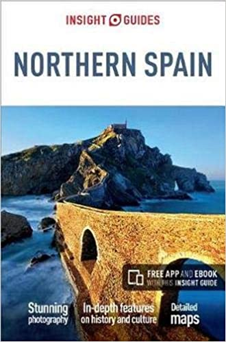 Insight Guides Northern Spain Travel Guide with Free eBook