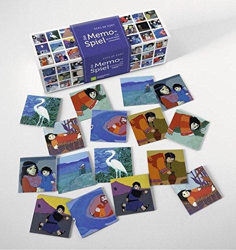 Das Memo-Spiel zur Neukirchener Kinderbibel Zubehör – 28. November 2013 Kees de Kort Neukirchener Verlag 376156080X empfohlenes Alter: ab 4 Jahre