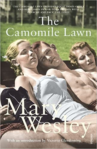 Image result for The camomile lawn Wesley