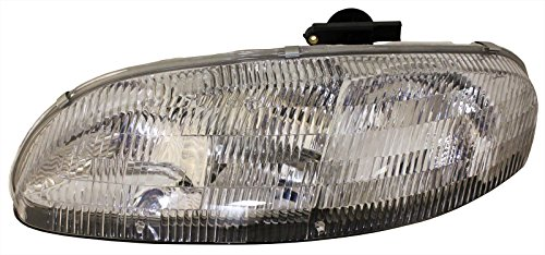 Chevy Lumina 95-01 Left Headlight Headlamp Lens & Housing (Monte Carlo - Car 99 Lumina 98 97