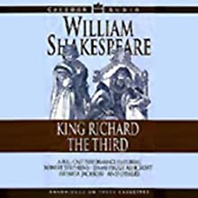 King Richard the Third  Performance by William Shakespeare Narrated by Robert Stephens, Dame Peggy Ashcroft, full cast