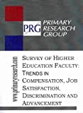 The Survey of Higher Education Faculty : Trends in Compensation, Job Satisfaction, Discrimination and Advancement, Primary Research Group, 1574401432