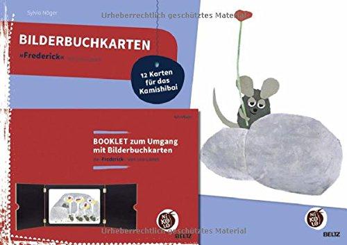 Bilderbuchkarten »Frederick« von Leo Lionni: Mit Booklet zum Umgang mit 12 Bilderbuchkarten für das Kamishibai (Beltz Nikolo)