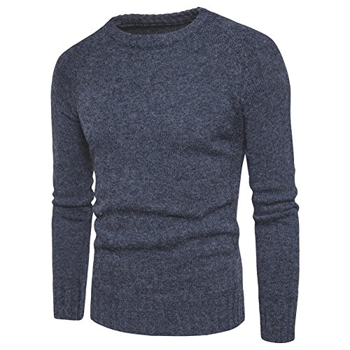 Jdfosvm Winter, männer - t - Shirt, Pulli pflaster lose Pullover  Herren Rollkragen - Pullover,Grau,3XL