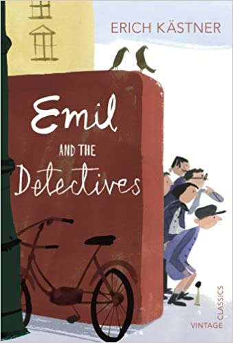 Image result for emil and the detectives book