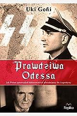 Prawdziwa Odessa Paperback