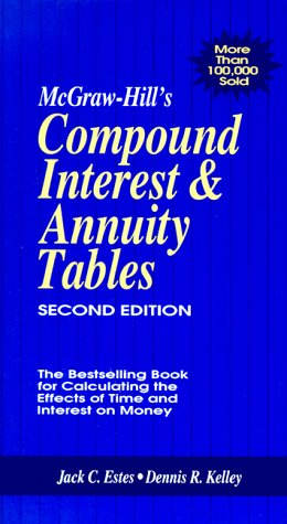 mcgraw hill s compound interest and annuity tables 感想 読書メーター