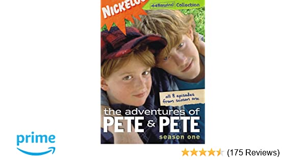 List of The Adventures of Pete & Pete episodes