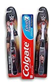 Daisy Gifts WWE The Rock and Randy Orton Toothbrush and Tooth Paste Kit