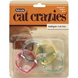 Doskocil PETMATE 26317 Cat Crazies Cat Toy