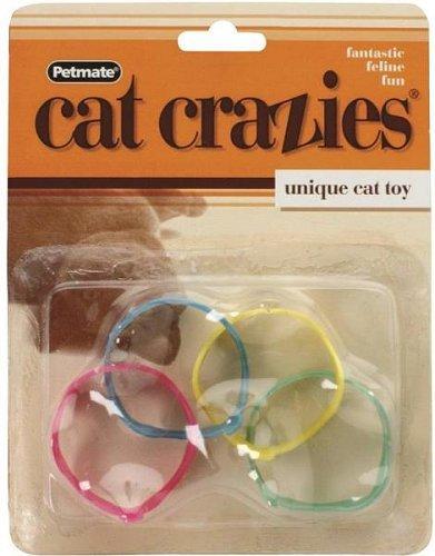 Doskocil PETMATE 26317 Cat Crazies Cat Toy 2