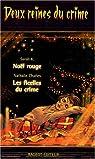 Deux reines du crime : Noël rouge - Les ficelles du crime par Charles