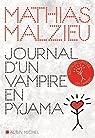 Journal d'un vampire en pyjama par Malzieu