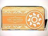 THE IDOLM @ STER CINDERELLA GIRLS Idolmaster Cinderella Girls Round Long Wallet Purse wallet Mio Honda