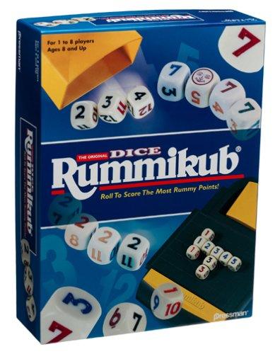 Dice Rummikub Game