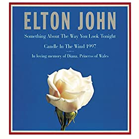 Amazon.com: Candle In The Wind 1997 / Something About ...