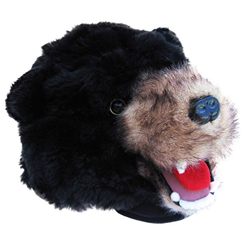 Black Grizzly Bear Cub Costume Fur (Grizzly Bear Halloween Costume)