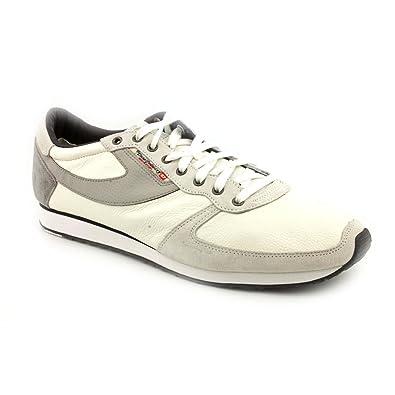 differently 6b953 a53e9 DIESEL Great Era Pass On Herren Sneakers Leder Turnschuhe ...