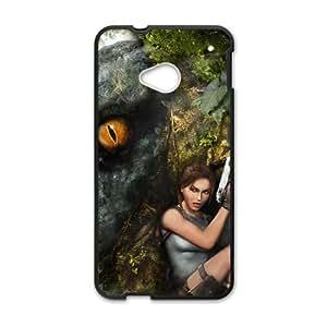 lara croft tomb raider anniversary HTC One M7 Cell Phone Case Black Gimcrack z10zhzh-3223763