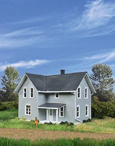 Walthers, Inc. Tillman Farm House Kit, 3/8