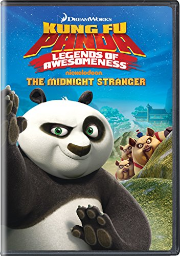Kung Fu Panda: Legends of Awesomeness - The Midnight Stranger (Kung Fu Panda Legends Of Awesomeness 3)