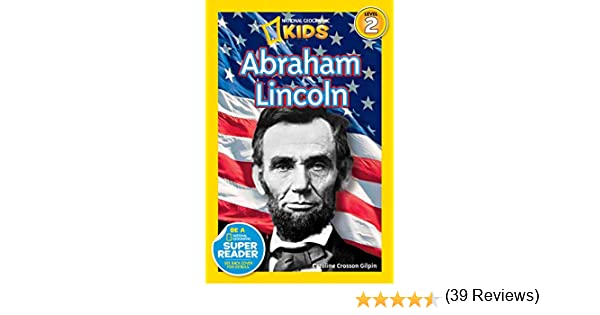 National Geographic Readers: Abraham Lincoln (Readers Bios ...