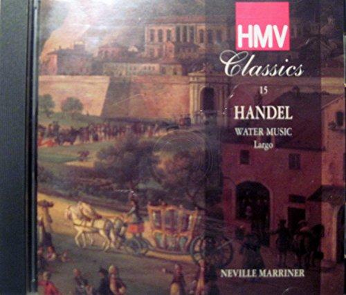 Price comparison product image Water Music - Largo- Berenice Overture HMV Classics 15