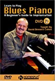 DVD-Learn To Play Blues Piano #2