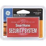 GE Security  Window Decals