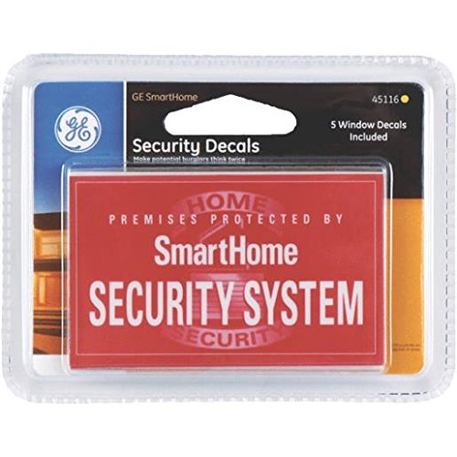 GE Security Protection Protected 45116