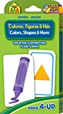 Books : Colors, Shapes and More Flash Cards - Bilingual (Spanish Edition)