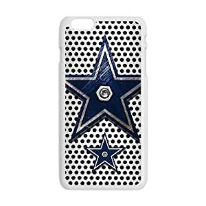 Cool Painting The Dallas Cowboy Cell Phone Case for Iphone 6 Plus WANGJING JINDA