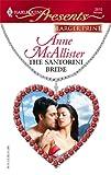 The Santorini Bride, Anne McAllister, 0373233744