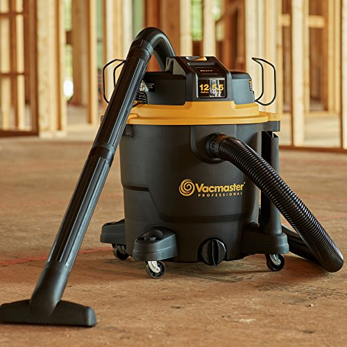 Vacmaster Professional - Professional Wet/Dry, 12 Gallon, Beast Series, 5.5 HP 2-1/2