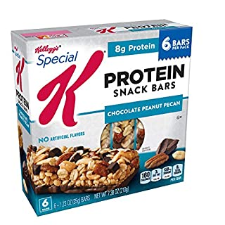 Special K Chocolate Peanut Pecan Protein Snack Bars, 7.38 oz