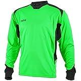 Mitre Football Goalie Shirt Elbow Padding Protects Defense Goalkeeper Jersey
