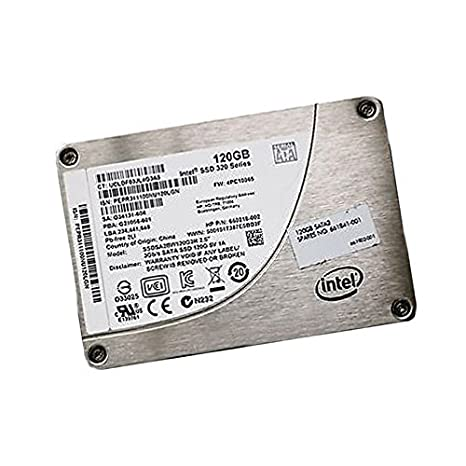 Disco duro de 120 GB SSD SATA II 2.5 Intel 320 Series ...