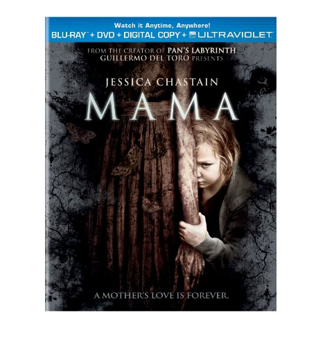 Blu-ray : Mama (With DVD, Ultraviolet Digital Copy, Slipsleeve Packaging, Digital Copy, 2 Pack)
