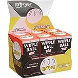 The Wiffle Ball Inc. WIFFLE PERFORATED SOFTBALLS-24 PACK
