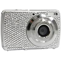 Cobra Digital DCAV527 12.0 Megapixel Diamond Digital Camera with 8x Optical Zoom - Black At A Glance Review Image