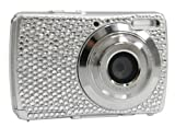 Cobra Digital DCAV527 12.0 Megapixel Diamond Digital Camera with 8x Optical Zoom - Black
