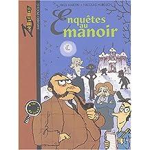 Zenigmes: Enquetes Au Manoir