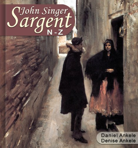 John Singer Sargent (N-Z): 500 Realist Paintings - Realism, Impressionism