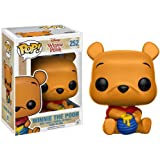 Funko 11260-PX-1QJ Seated Winnie The Pooh S1 Pop Vinyl, Multi
