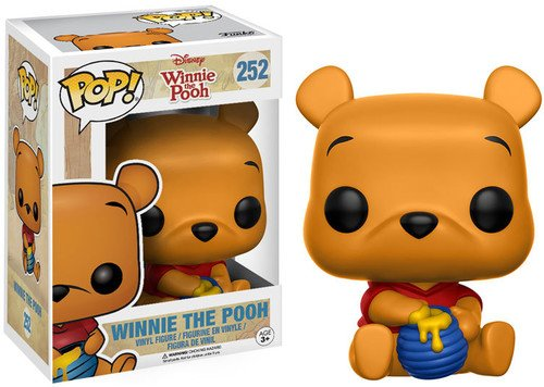 Funko POP Disney: Winnie the Pooh Seated Toy Figure