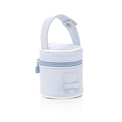 Cambrass Chic - Portachupete, color azul celeste